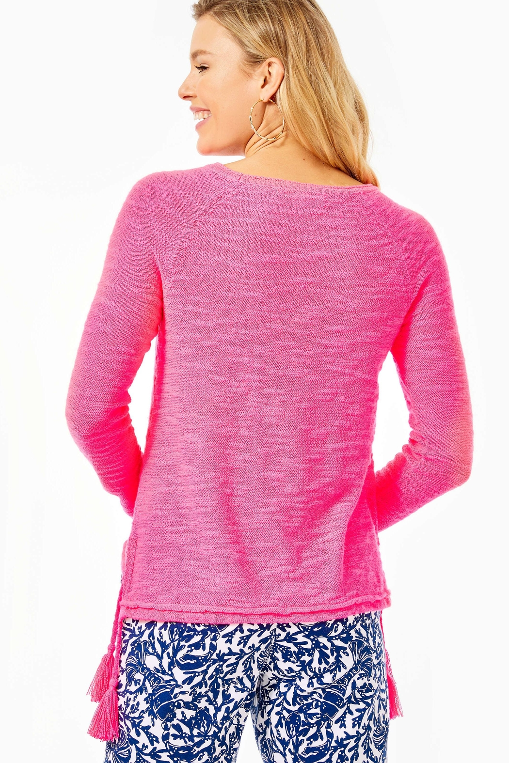 Lilly Pulitzer Jody Sweater - Front Full Image