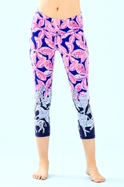 Lilly Pulitzer Jolena Weekender Legging - Product Mini Image