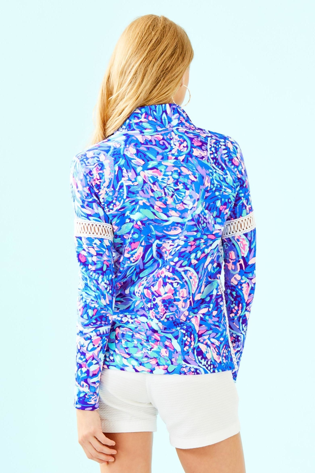 Lilly Pulitzer Jonah Popover - Front Full Image