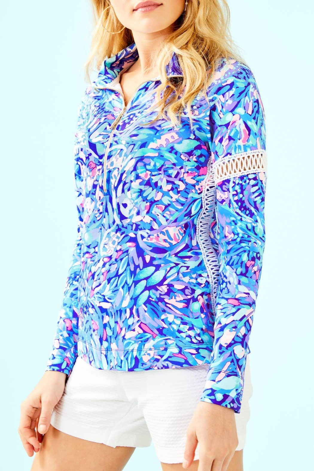 Lilly Pulitzer Jonah Popover - Main Image