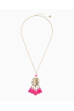 Lilly Pulitzer Jungle Rain Necklace - Product List Image