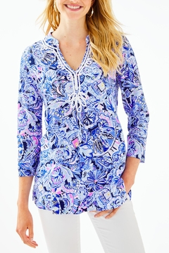 Lilly Pulitzer Kaia Knit Tunic - Product List Image