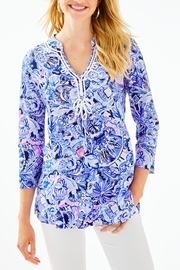 Lilly Pulitzer Kaia Knit Tunic - Product Mini Image