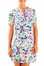 Lilly Pulitzer Kalani Sun Guard Top - Product Mini Image