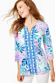 Lilly Pulitzer Karina Tunic Top - Product Mini Image