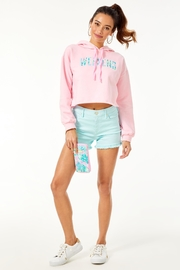 Lilly Pulitzer Karter Cropped Hoodie - Side cropped