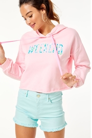 Lilly Pulitzer Karter Cropped Hoodie - Product Mini Image