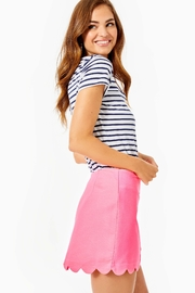 Lilly Pulitzer Kaylie Button-Down Skort - Side cropped