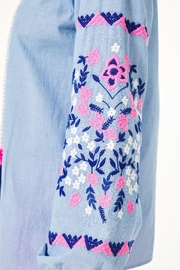 Lilly Pulitzer Keela Embroidered Top - Side cropped