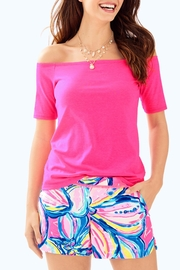 Lilly Pulitzer Keira Top - Product Mini Image