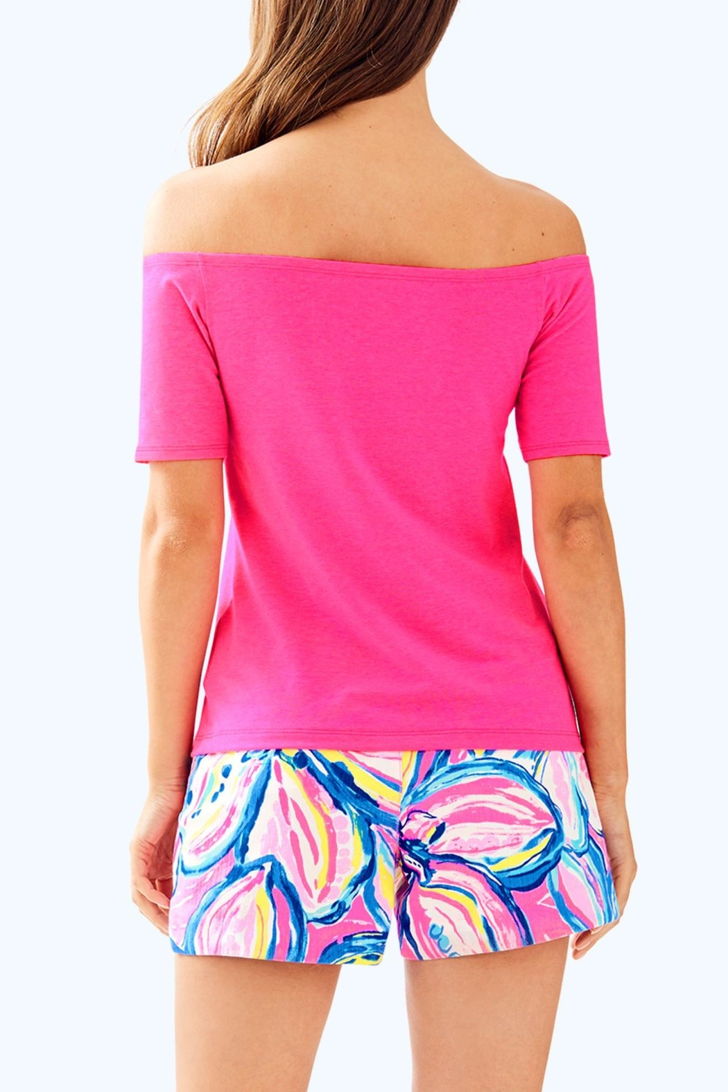 Lilly Pulitzer Keira Top - Front Full Image