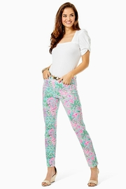 Lilly Pulitzer Kelly Knit Pant - Product Mini Image
