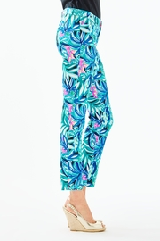Lilly Pulitzer Kelly Skinny-Ankle Pant - Side cropped