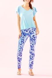 Lilly Pulitzer Kelly Skinny Pant - Front cropped