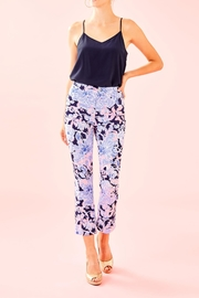 Lilly Pulitzer Kelly Skinny Pant - Back cropped