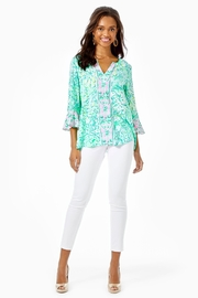 Lilly Pulitzer Keona Tunic - Back cropped