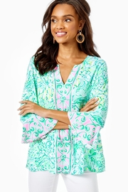 Lilly Pulitzer Keona Tunic - Side cropped