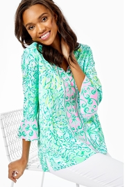 Lilly Pulitzer Keona Tunic - Product Mini Image