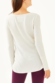 Lilly Pulitzer Kerah Lounge Top - Front full body