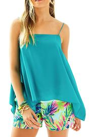 Lilly Pulitzer Kimi Silk Top - Product Mini Image