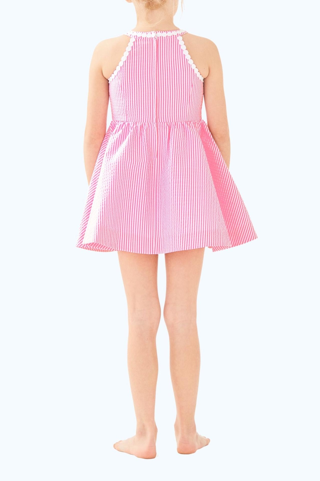 Lilly Pulitzer Kinley Dress - Front Full Image