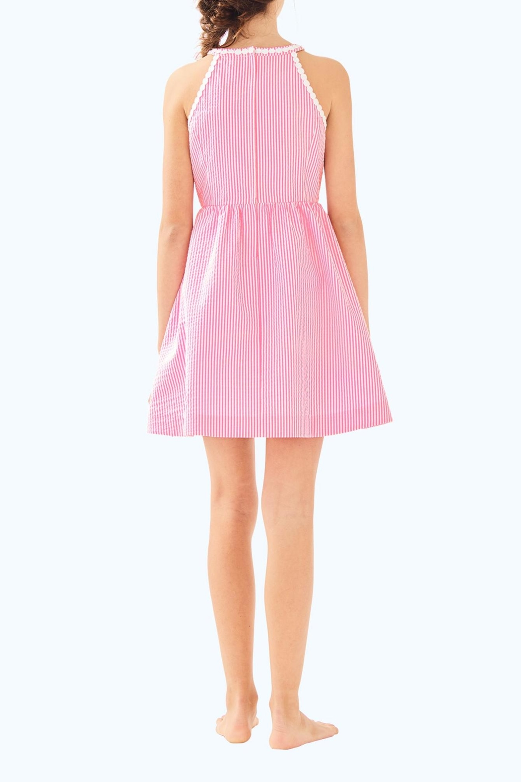 Lilly Pulitzer Kinley Dress - Side Cropped Image