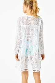 Lilly Pulitzer Kizzy Cover-Up - Front full body