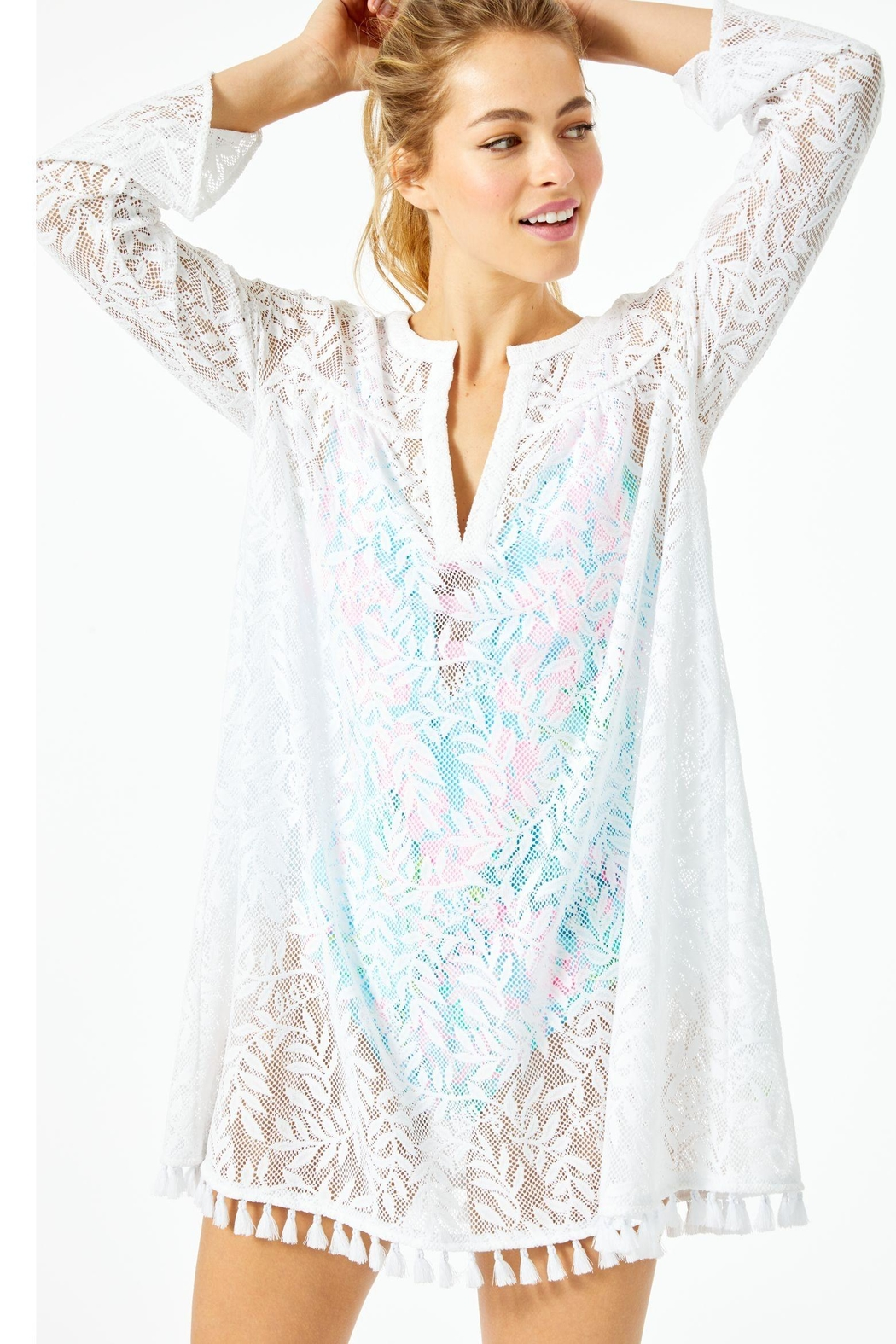 Lilly Pulitzer Kizzy Cover-Up - Main Image