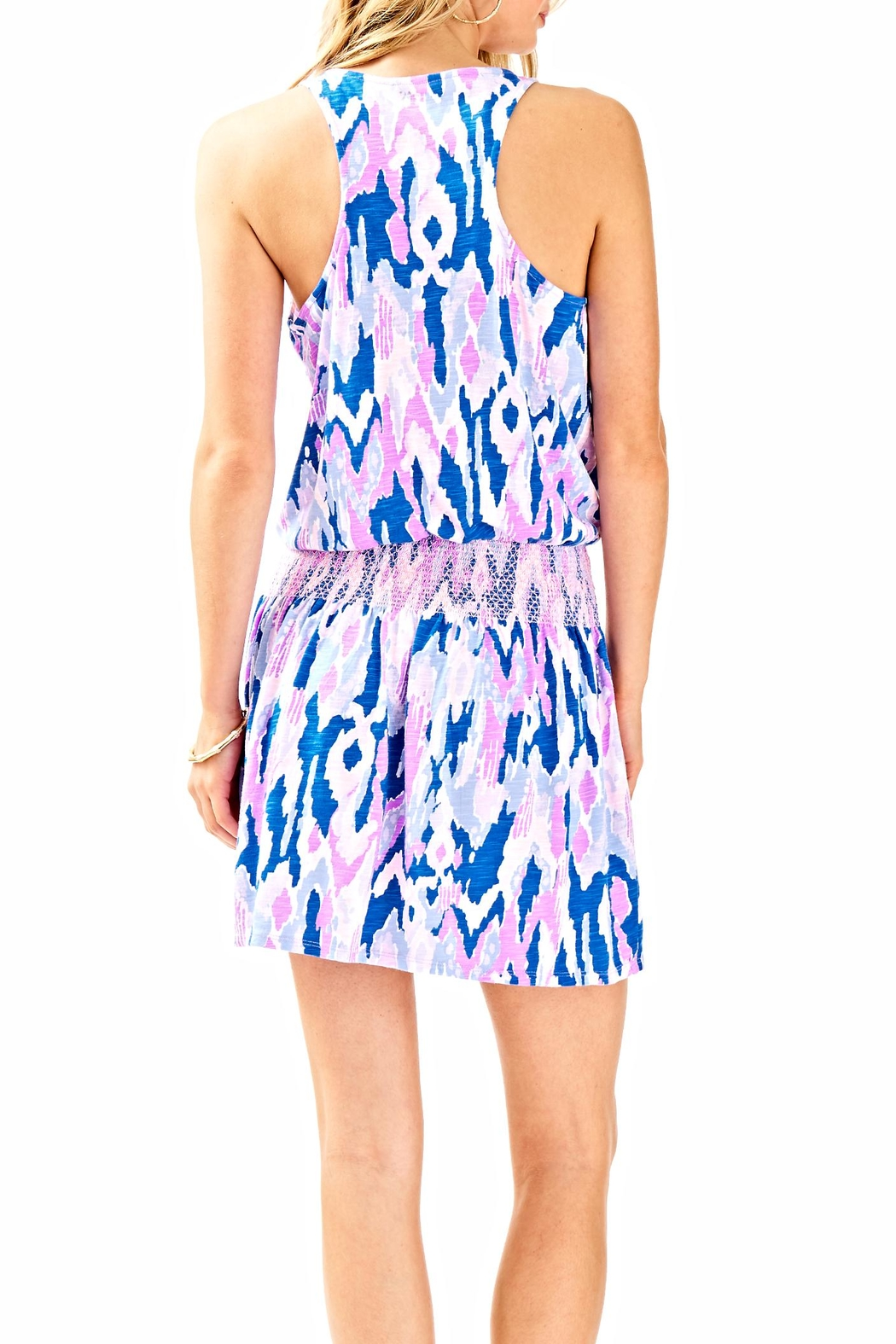 Lilly Pulitzer Klea Romper - Front Full Image