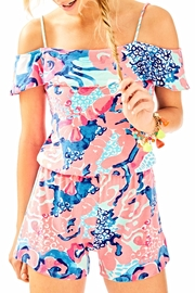 Lilly Pulitzer Klea Romper - Product Mini Image