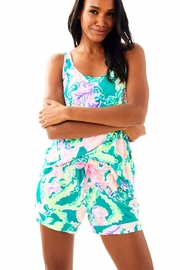 Lilly Pulitzer Knit Pj Short - Front cropped