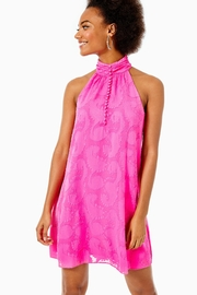 Lilly Pulitzer Kristine Halter Dress - Product Mini Image