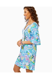 Lilly Pulitzer Krysta Tunic Dress - Side cropped