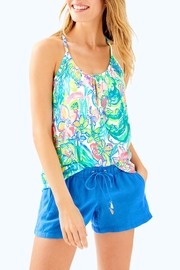 Lilly Pulitzer Lacy Tank Top - Product Mini Image