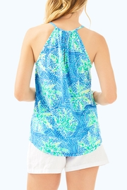 Lilly Pulitzer Lacy Tank Top - Front full body