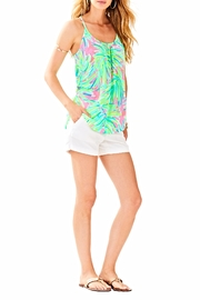 Lilly Pulitzer Lacy Tank Top - Side cropped
