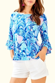 Lilly Pulitzer Laddie Top - Product Mini Image