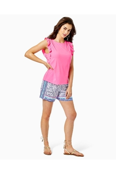 Lilly Pulitzer Laina Top - Alternate List Image