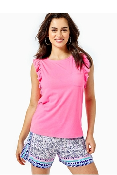 Lilly Pulitzer Laina Top - Product List Image