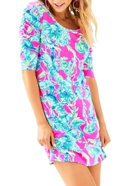 Lilly Pulitzer Lajolla Dress - Front cropped
