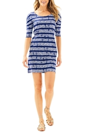 Lilly Pulitzer Lajolla Dress - Back cropped
