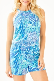 Lilly Pulitzer Lala Romper - Product Mini Image