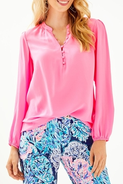 Lilly Pulitzer Lana Ray Top - Product List Image