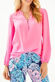 Lilly Pulitzer Lana Ray Top - Product Mini Image