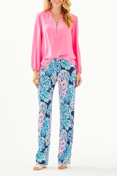 Lilly Pulitzer Lana Ray Top - Alternate List Image