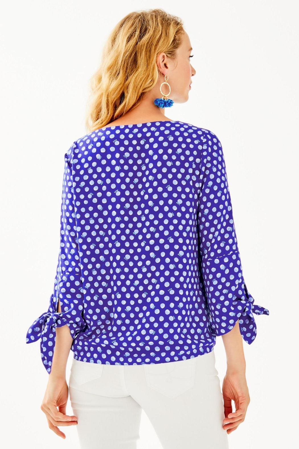 Lilly Pulitzer Langston Top - Front Full Image