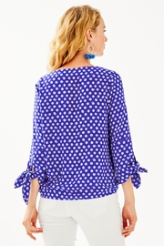 Lilly Pulitzer Langston Top - Front full body