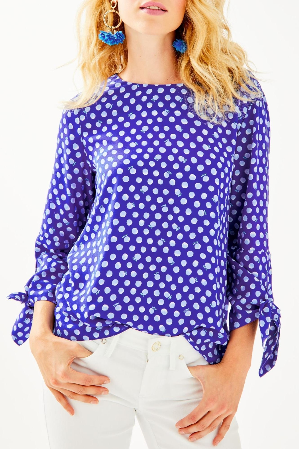 Lilly Pulitzer Langston Top - Main Image