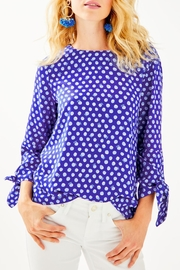 Lilly Pulitzer Langston Top - Front cropped