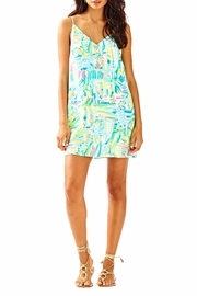 Lilly Pulitzer Lela Silk Dress - Side cropped